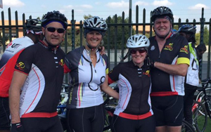 Ride Across Britain in aid of Surgeons For Little Lives — SA Ride2raise