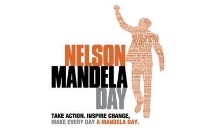 Nelson Mandela day 2017