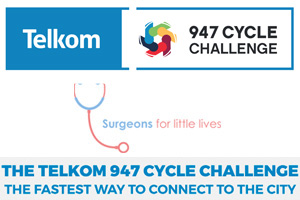 Telkom 947 Cycle Challenge 2018