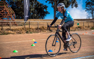 Join Nadine Marais at the Telkom 947 Cycle Challenge