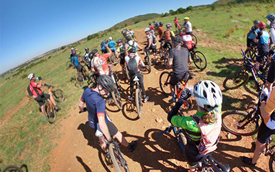 Bara Festive Cycle Ride 2019